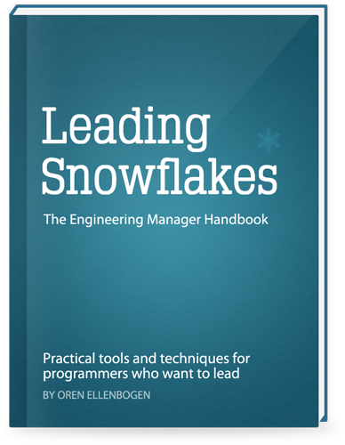 The Engineering Manager Handbook — tools & techniques for programmers who want to lead